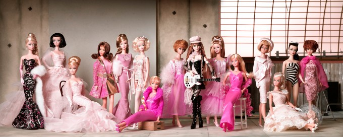 Barbie's evolution style (Collectors edition)