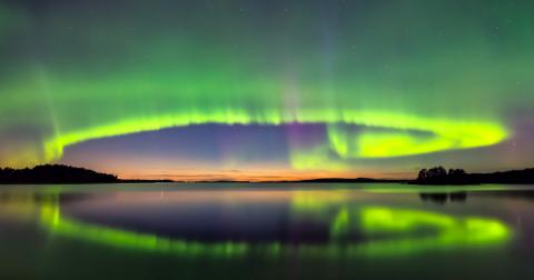 Un viaggio da sogno: l'aurora boreale