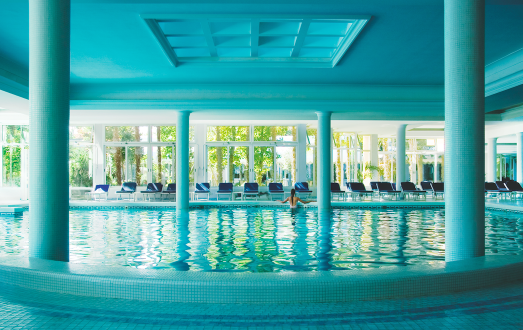 Alle terme di montegrotto - Montegrotto piscine termali ...